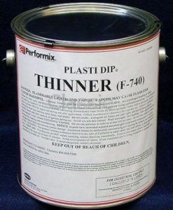 PLASTIDIP THINNER