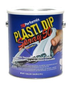 Plasti Dip Gallon Spray 50 Zwart