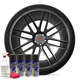 Plasti Dip Velgen Kit Gunmetal Gray