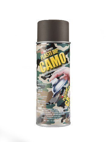 Plasti Dip Spray Camo Brown