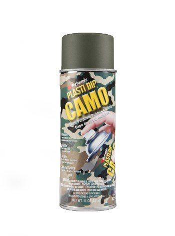 Plasti Dip Spray Camo Green