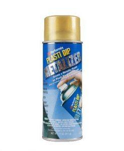 Plasti Dip Spray Gold Metalizer