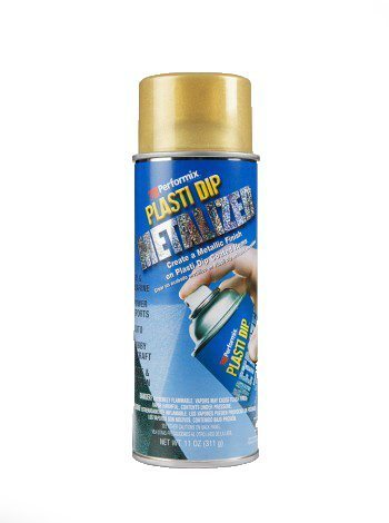 Plasti Dip Spray Gold Metalizer