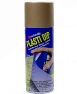Plasti Dip Spray True Metallic Vintage Gold