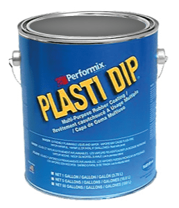 Plasti Dip Gallon Gunmetal Gray