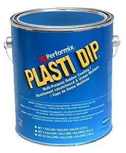 Plasti Dip Gallon Flex Blue