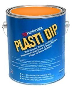 Plasti Dip Gallon Mat Oranje