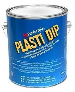 Plasti Dip Gallon Mat Wit