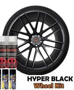 Dip Pearl Wheel Kit Hyper Black