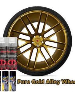 Dip Pearl Wheel Kit Pure Gold
