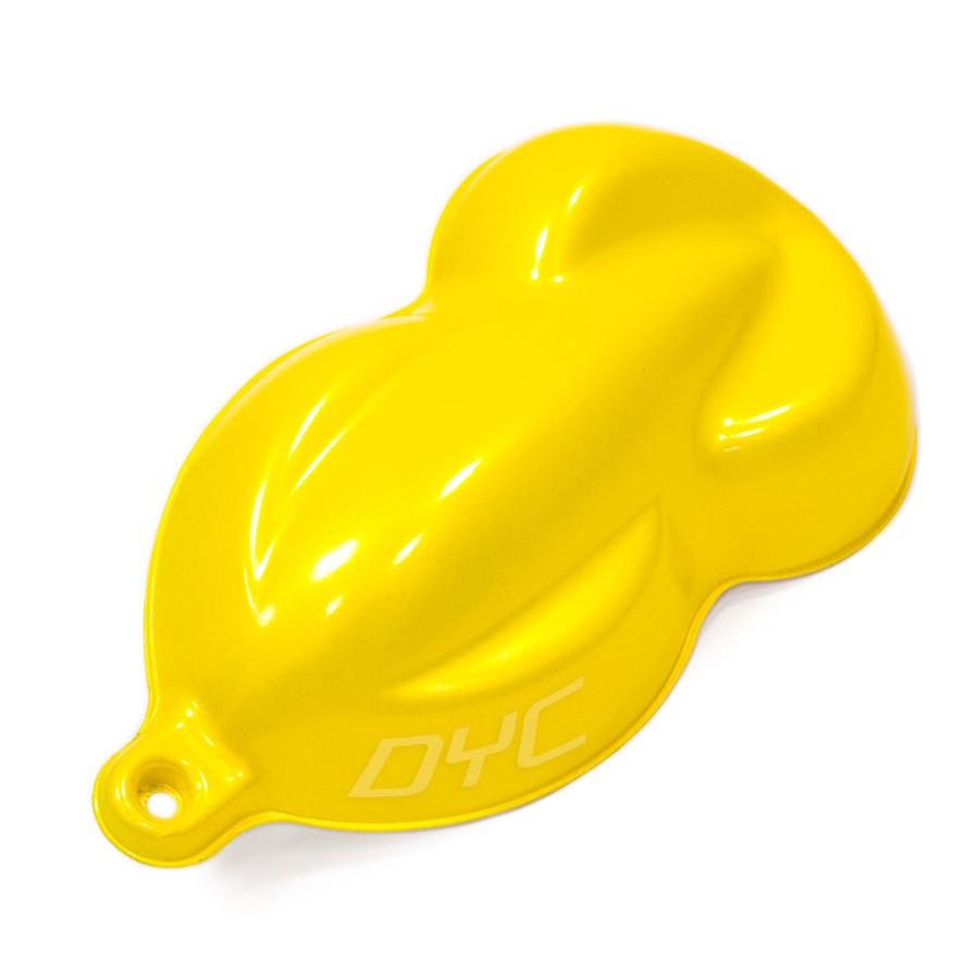 Nebula Yellow Solid Pearl 25Gr - Plasti Dip Nederland